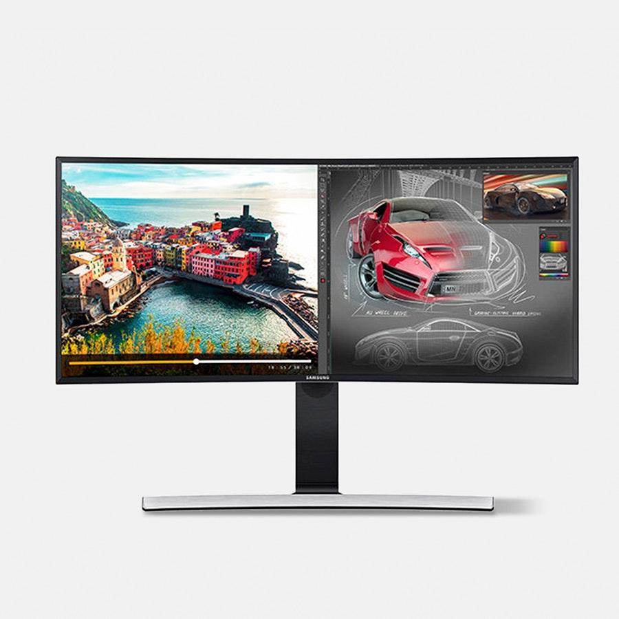 """Samsung 34"""" SE790 Curved WQHD UltraWide Monitor"""