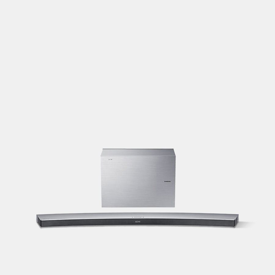 Samsung 4.1 Curved Soundbar With Wireless Subwoofer