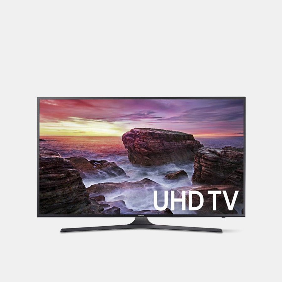 "Samsung 40/49"" LED 4K UHD 6 Series Smart TV (2017)"