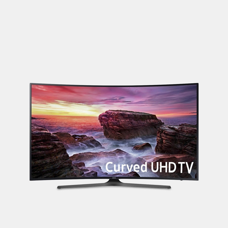 Samsung 49-Inch MU6500 Curved 4K UHD TV