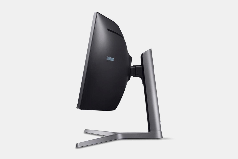 Samsung 49-Inch QLED HDR 144hz Gaming Monitor