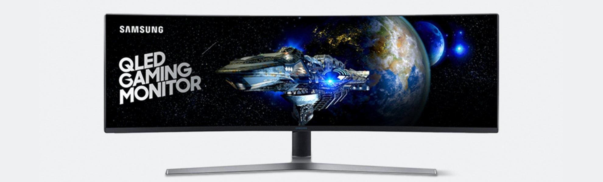 Samsung 49-Inch QLED HDR 144hz Gaming Monitor