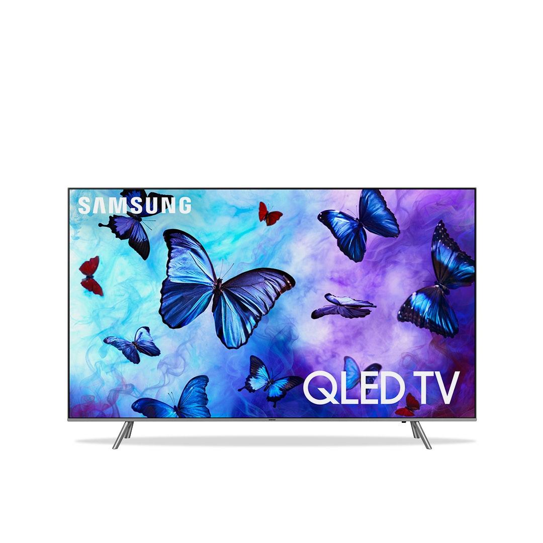 "Samsung 49"" QLED Q6FN Series 4K UHD TVs"