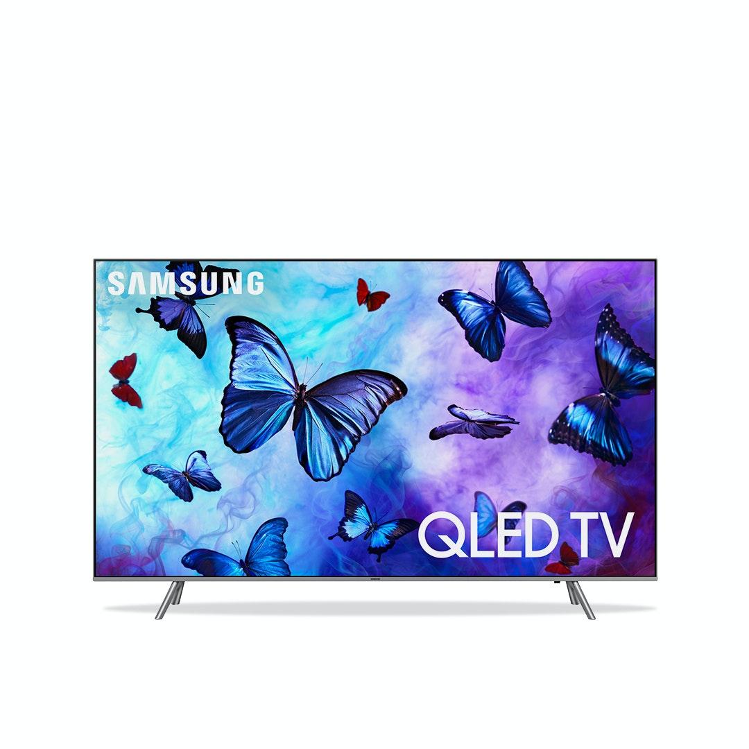 "Samsung 55/65/75/82"" QLED Q6FN Series 4K UHD TVs"