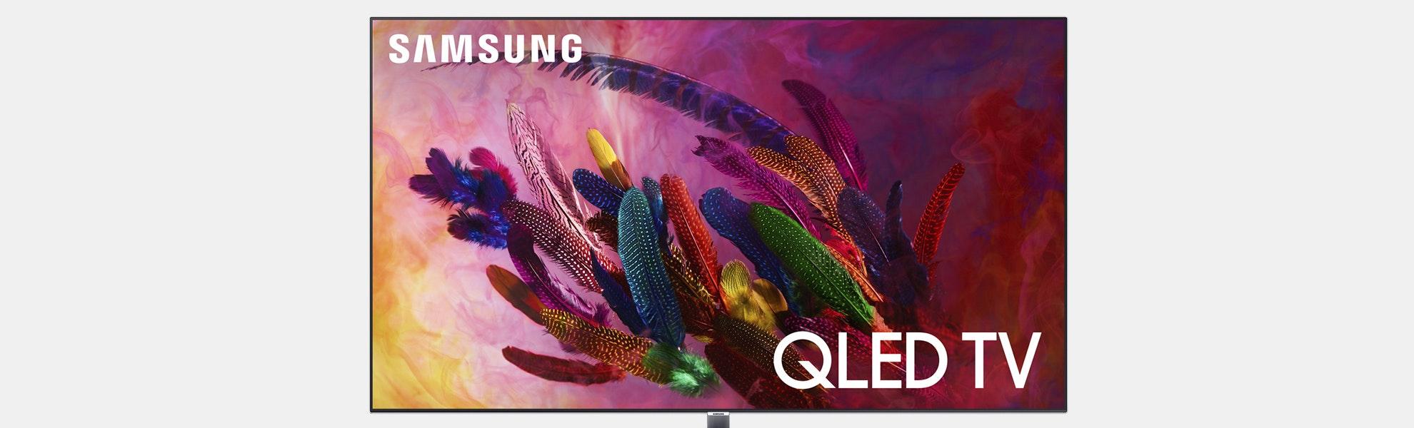 Samsung 55/65/75-Inch Q7FN QLED 4K HDTV