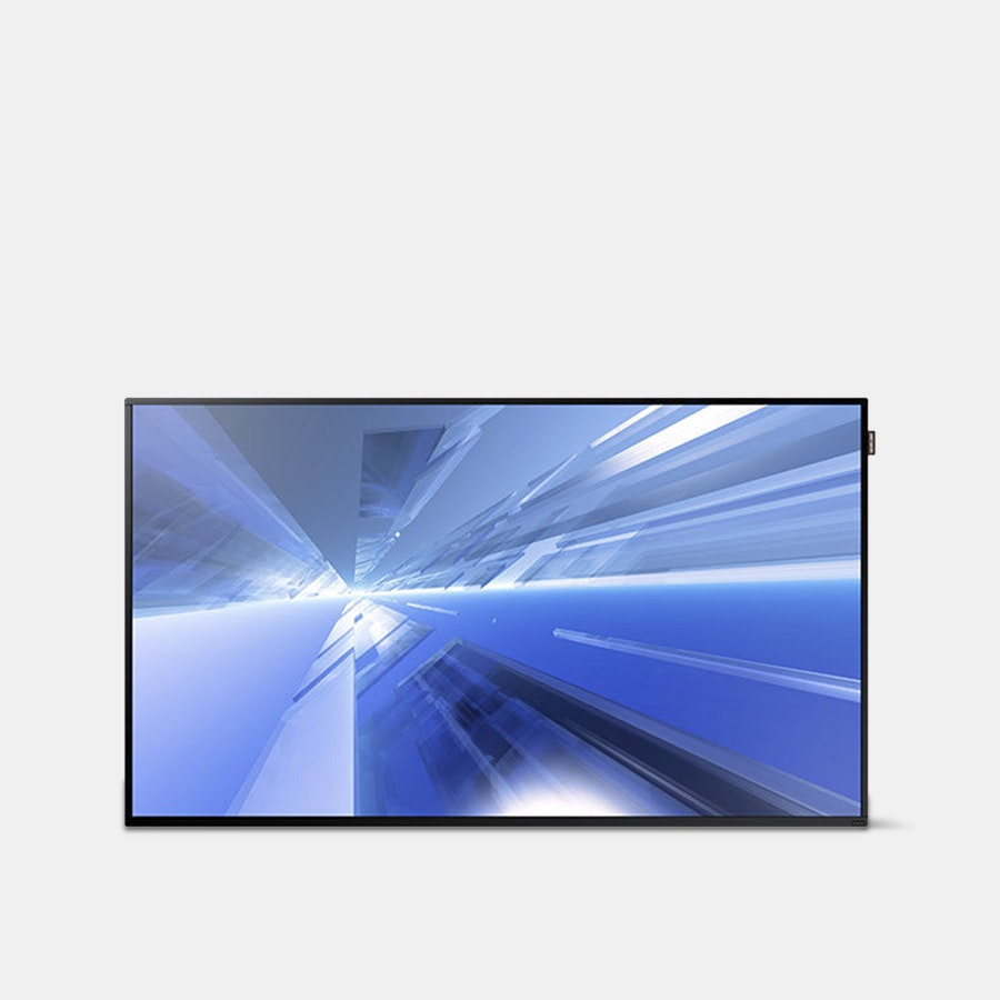 "Samsung 55"" Slim Direct-Lit Display for Business"