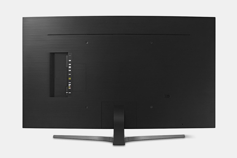 Samsung 55 65-Inch MU7500 Curved 4K UHD TV