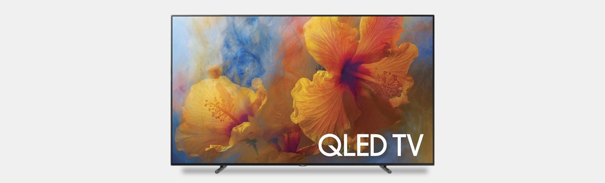 "Samsung 65/75"" Q9F QLED Smart 4K UHD TV"