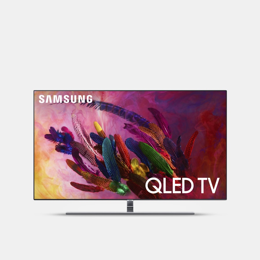 "Samsung 75"" Q7FN QLED Smart 4K UHD TV (2018)"