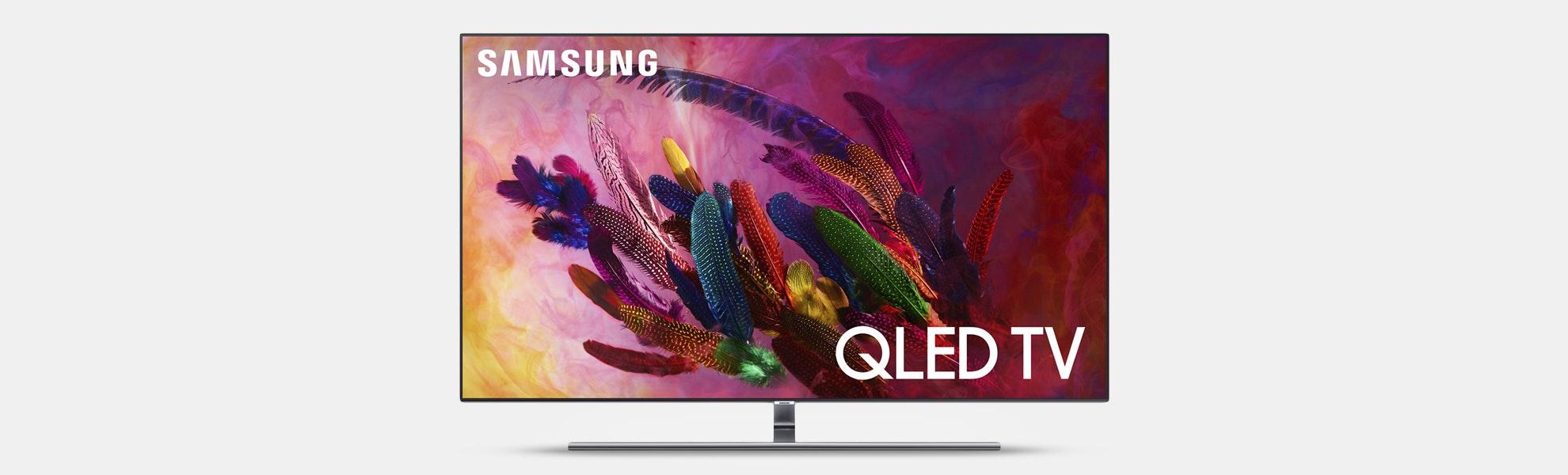 "Samsung 75"" Q7FN QLED Smart 4K UHD TV (2018)"