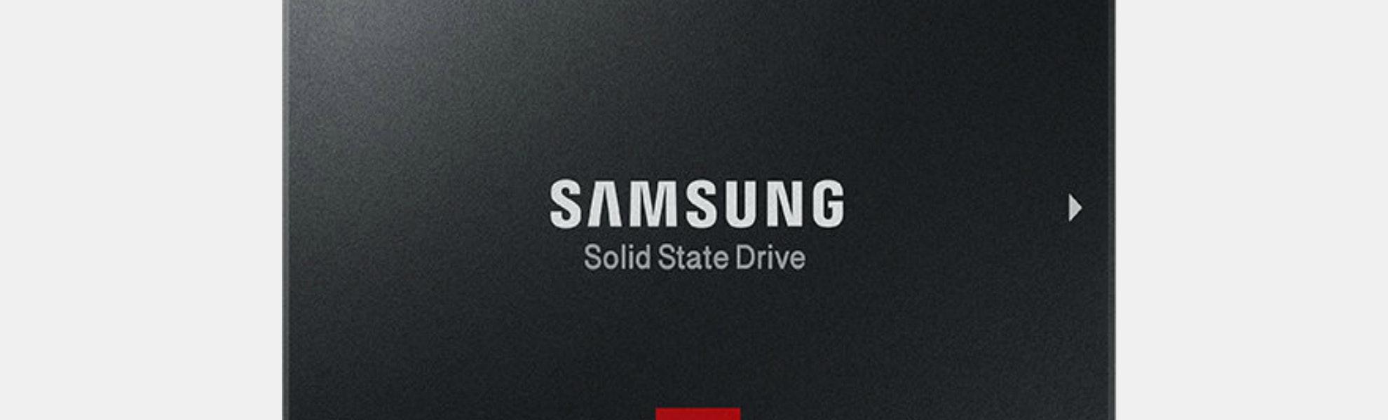 "Samsung 860 PRO 2.5"" SATA III Internal SSD Drives"