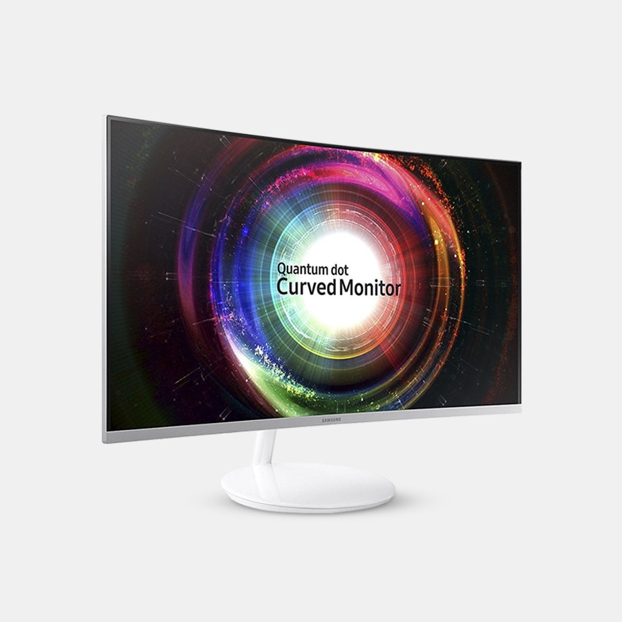 Samsung Curved 32-Inch QHD FreeSync Gaming Monitor