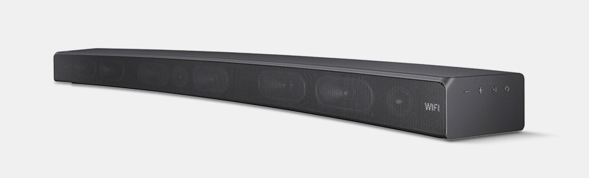 Samsung HW-MS6500 Sound+ Curved Premium Soundbar