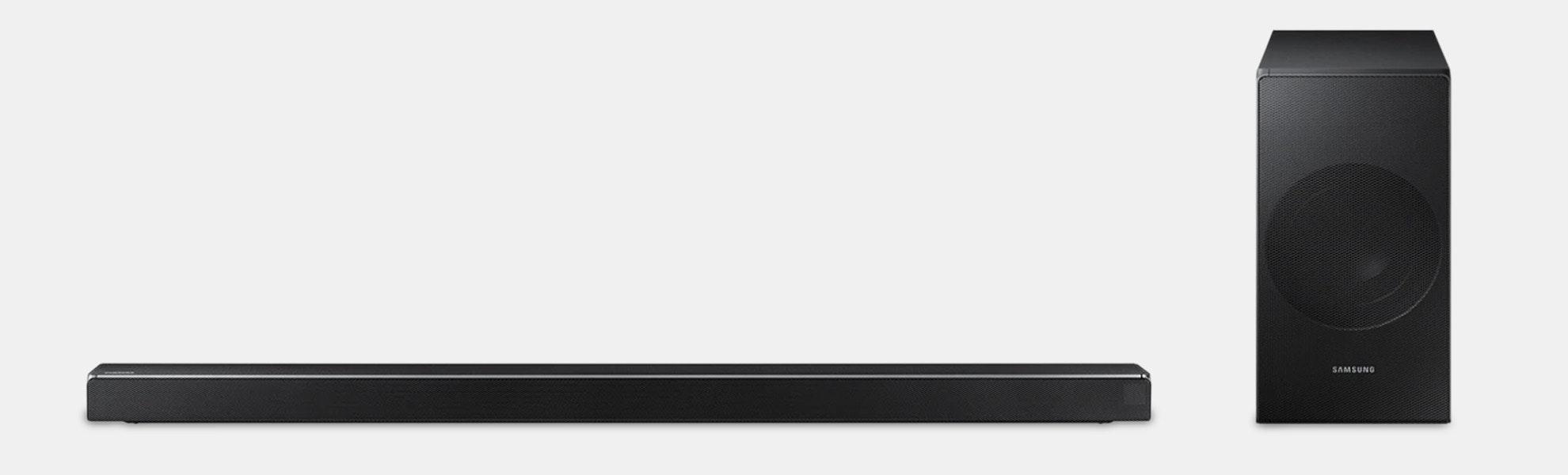 Samsung HW-N650 5.1-Ch Panoramic Soundbar