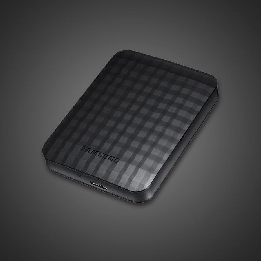 Samsung M3 Slimline 2TB USB 3.0 Portable Hard Drive