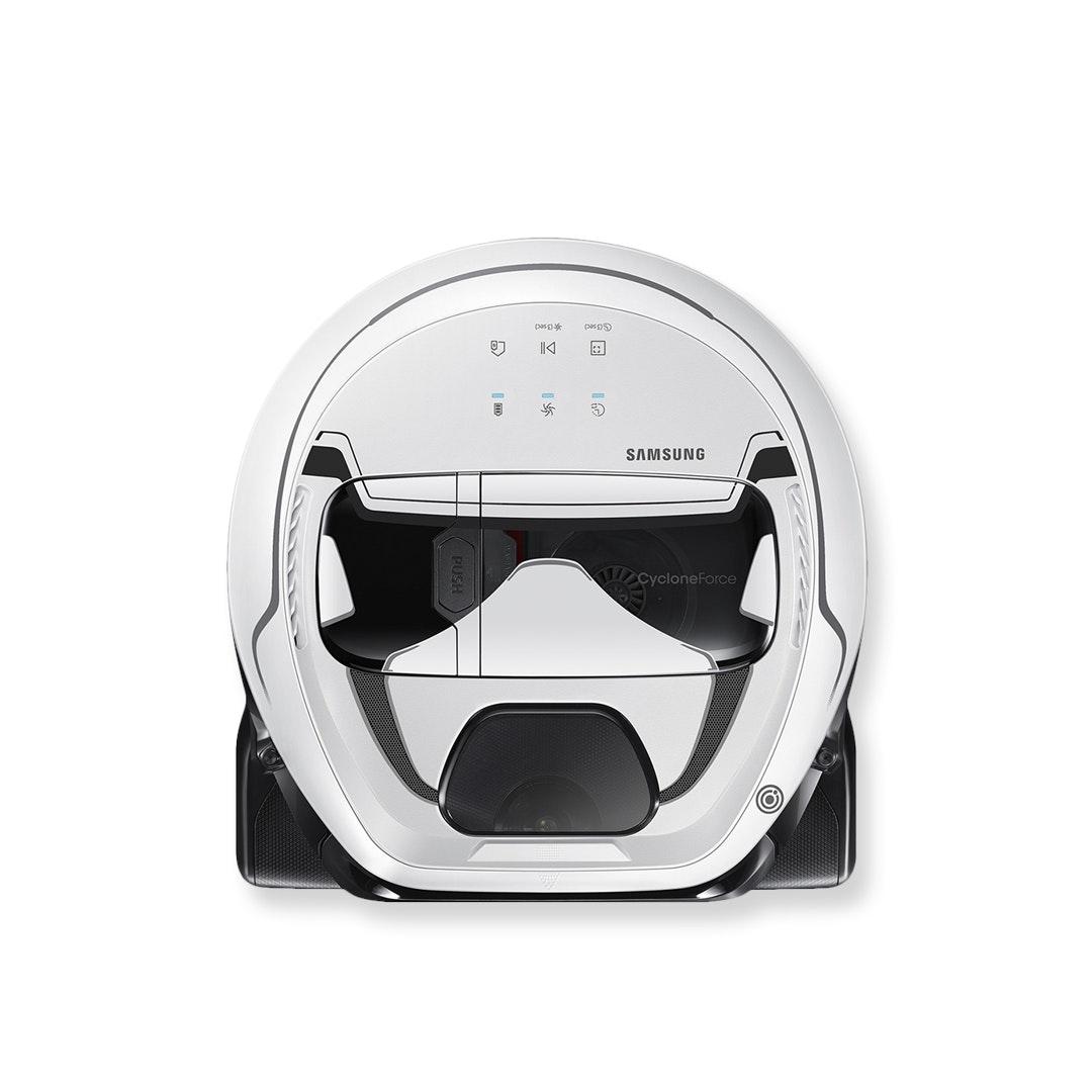 Samsung POWERbot Star Wars Stormtrooper Vacuum