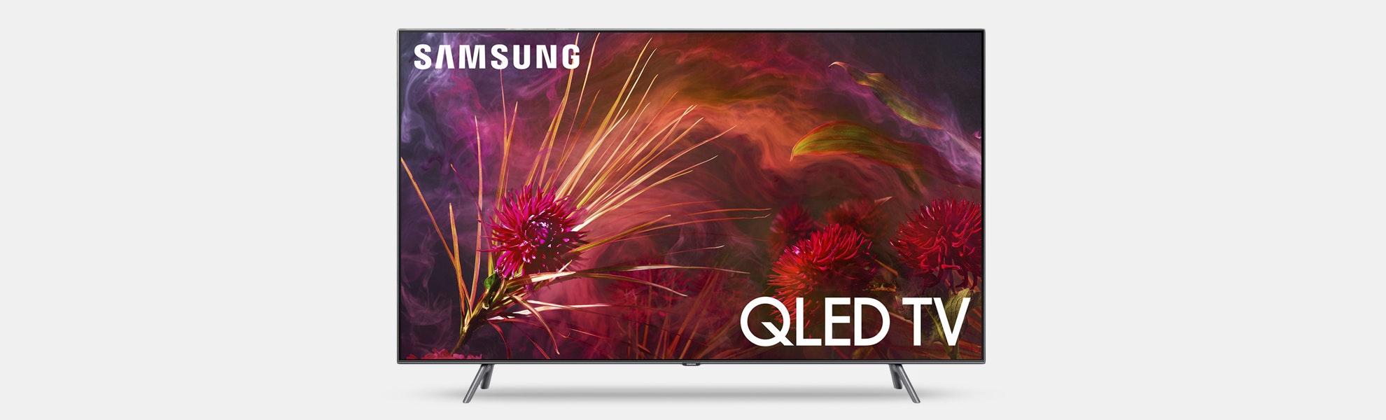 "Samsung Q8FN 55/65/75"" QLED Smart 4K UHD TV"