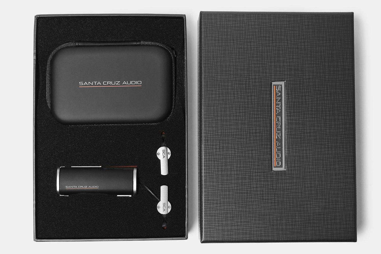 Santa Cruz Audio SC1000 IEM and Hi-Fi Earplugs