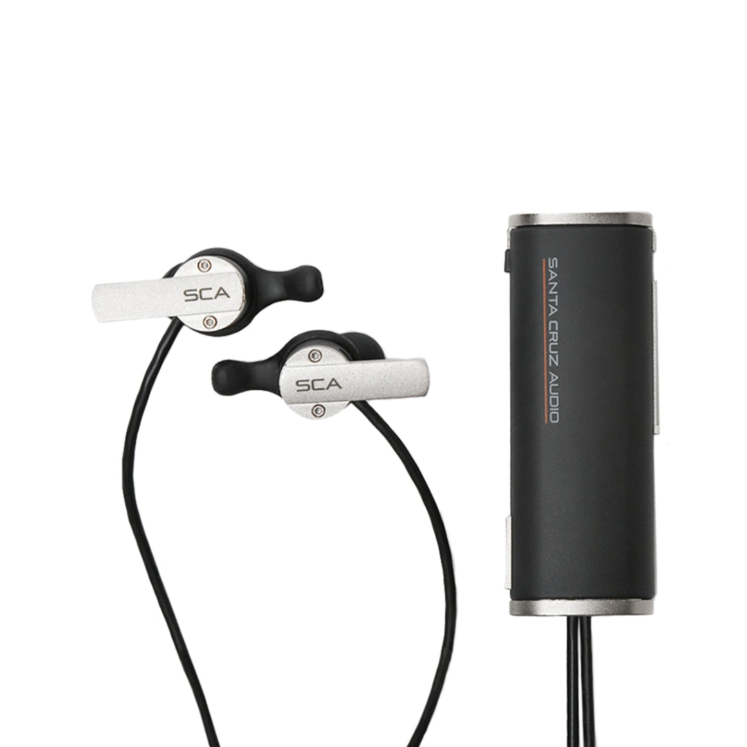 Santa Cruz Audio SC1000 IEMs & Hi-Fi Earplugs
