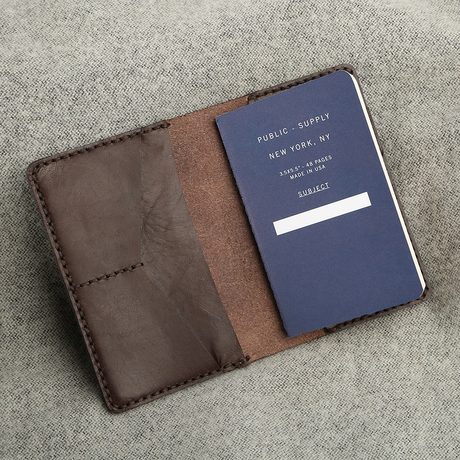 Satchel & Page Travel Journal