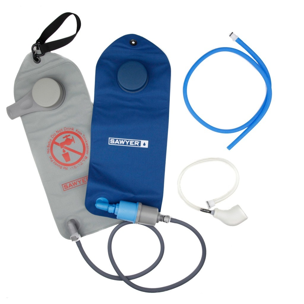 Sawyer 2L or 4L Water Filter System