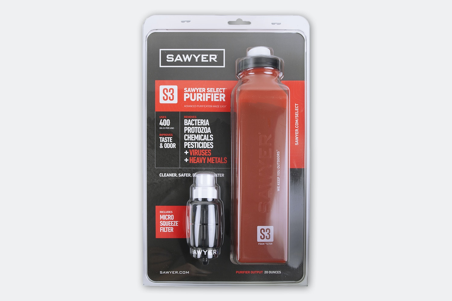 Sawyer Select Filters & Purifiers