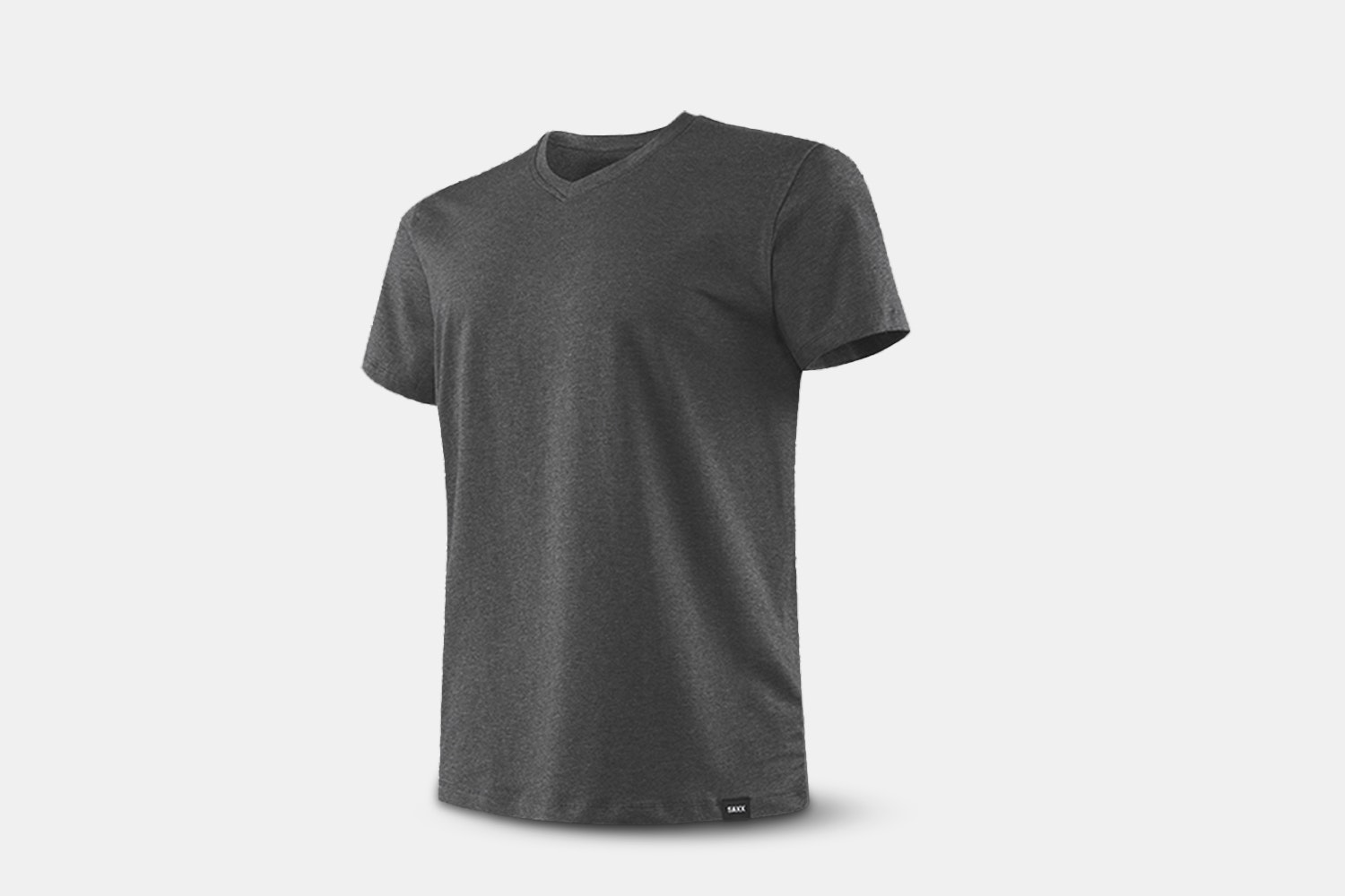 V–Neck – Heather