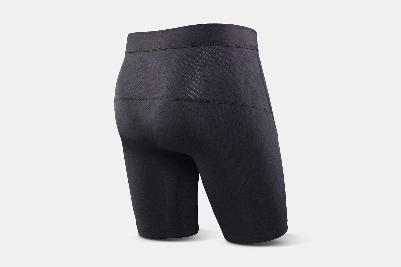 Closeout: SAXX Kinetic Long-Leg Boxer Briefs