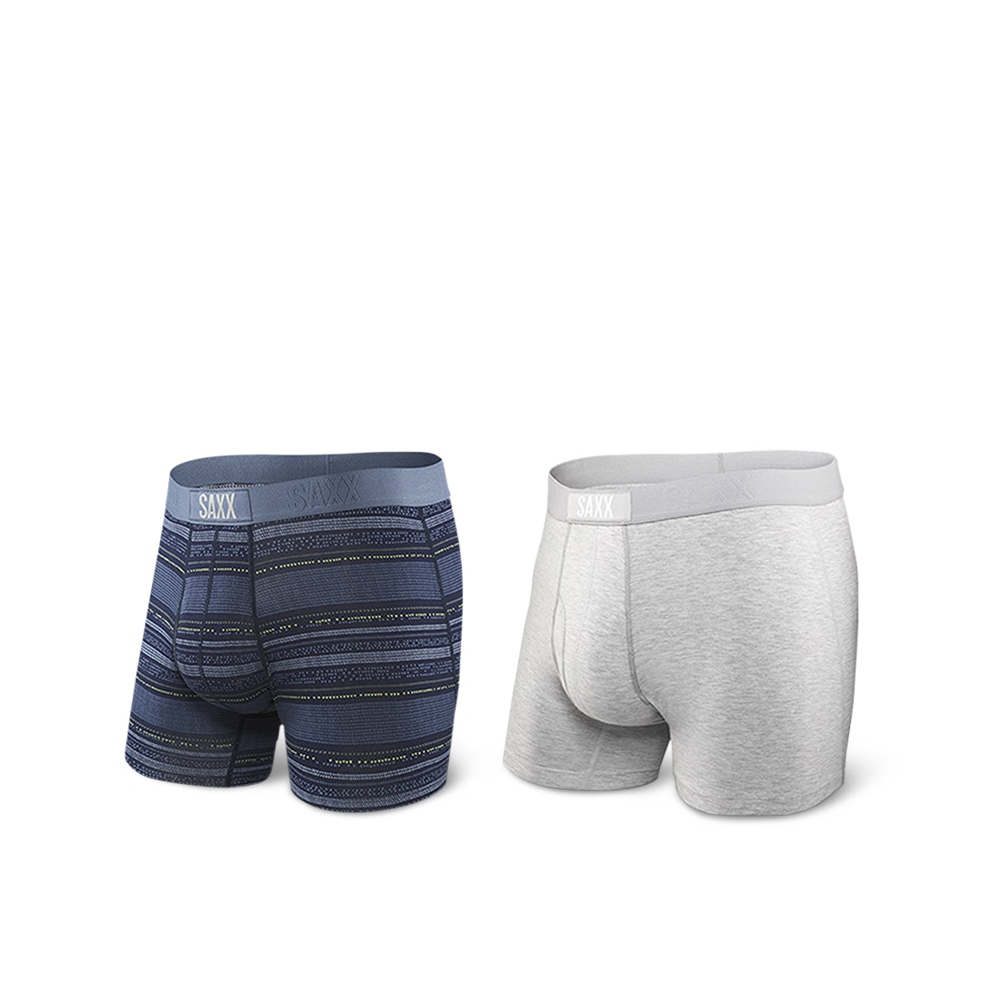 SAXX Ultra Boxer Briefs (2-Pack)