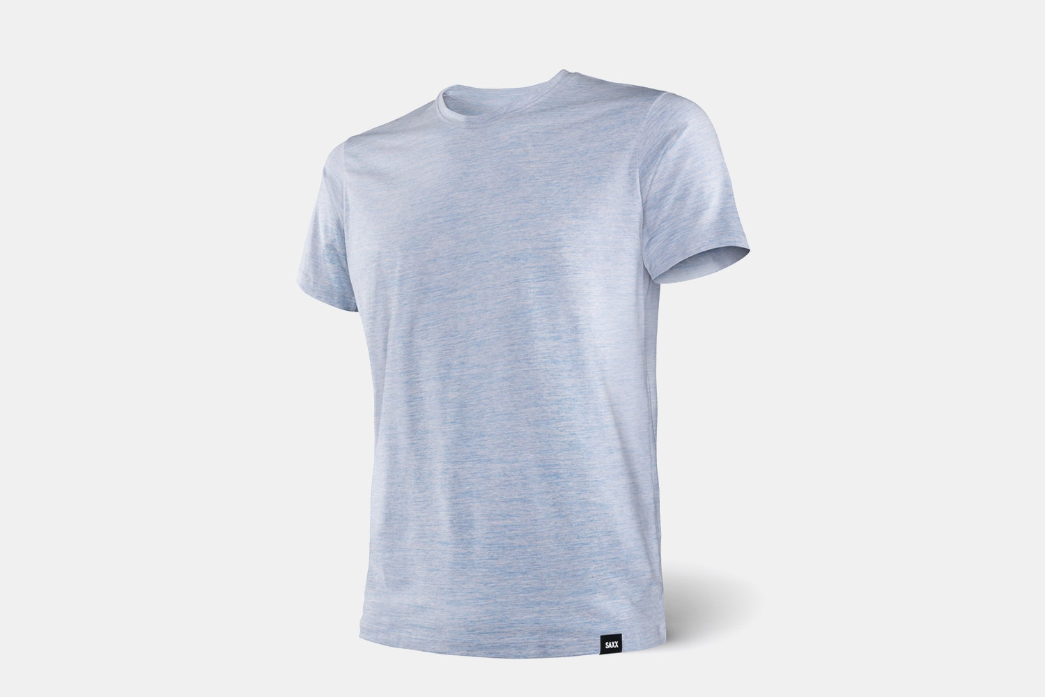 SAXX Ultra Tri-Blend Short-Sleeve Crew Tee