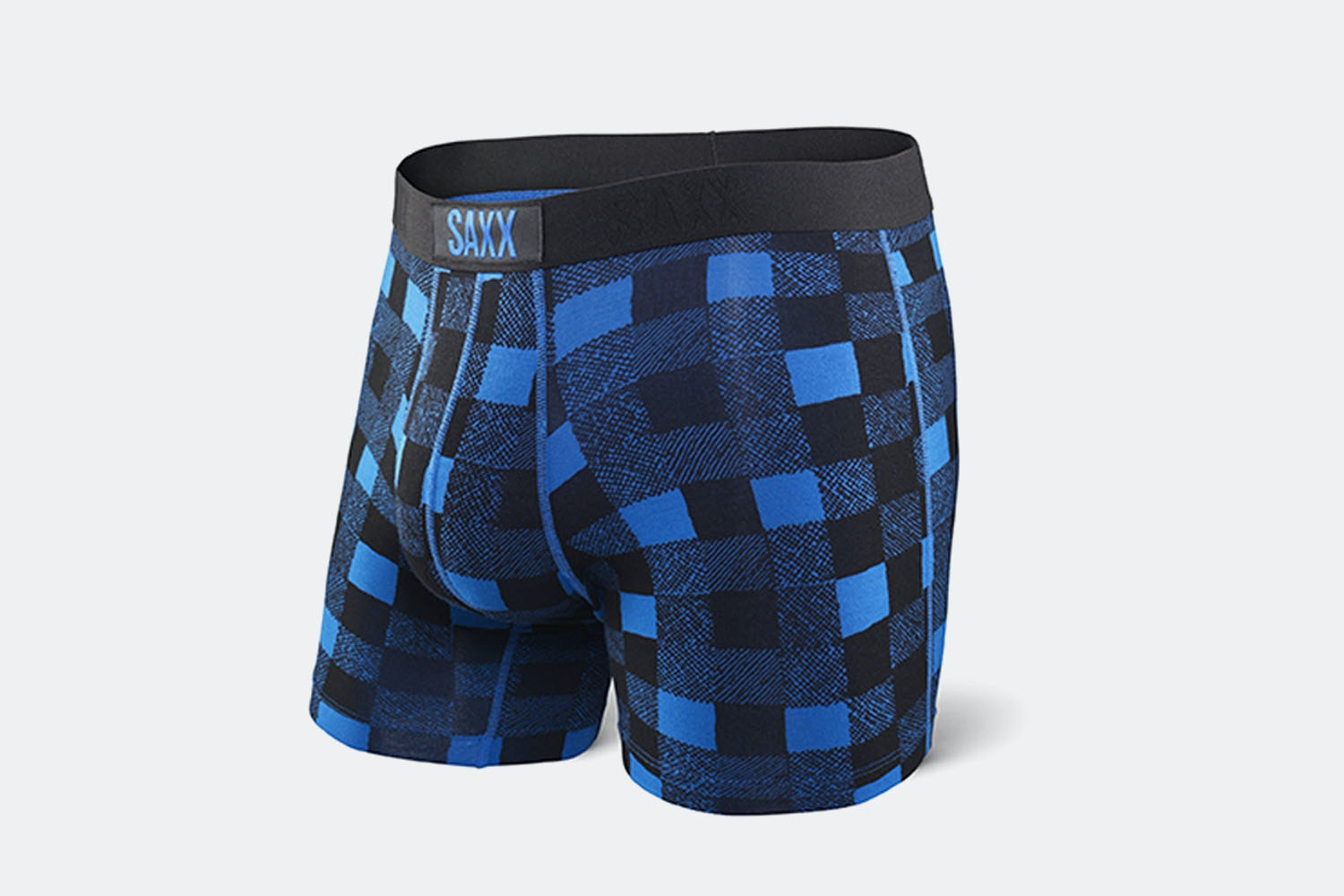Royal Lumberjack Plaid