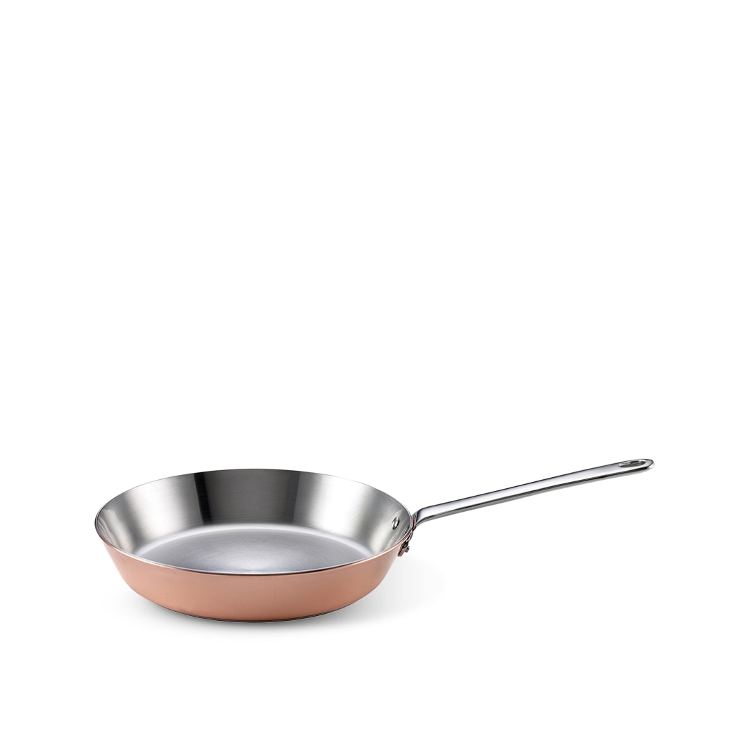 SCANPAN Maitre D' Induction Copper Fry Pans
