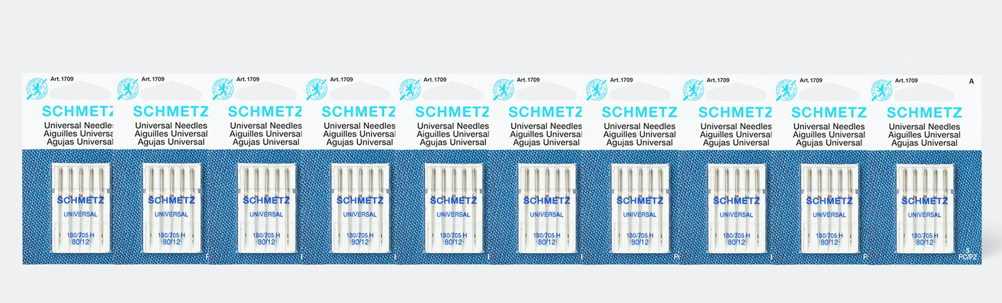 Schmetz Carded Needles (50 Count)