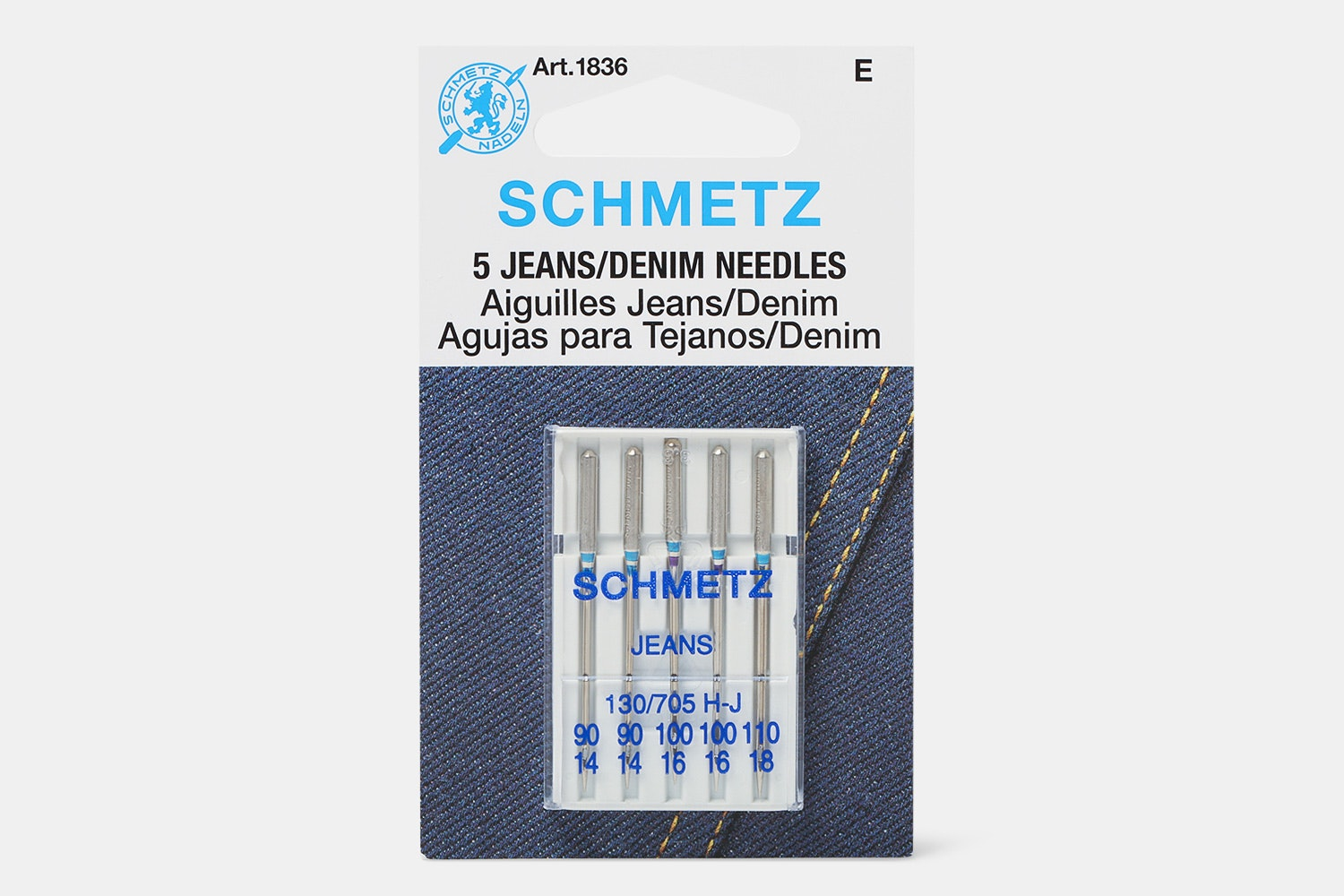 Schmetz Carded Specialty Needles (50 Count)