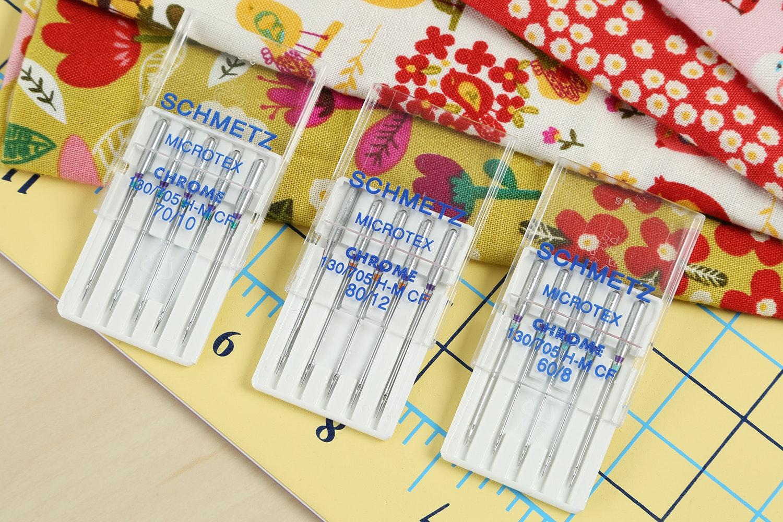 Schmetz Chrome Needles (4-Pack)