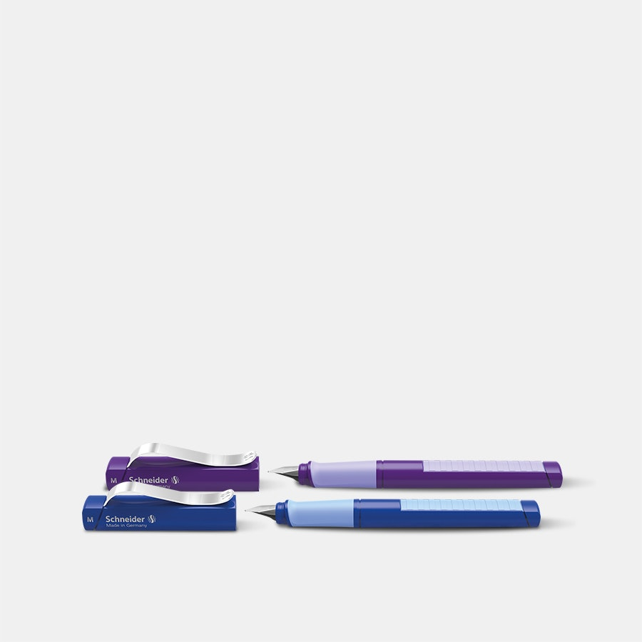 Schneider Base Fountain Pen (2-Pack)