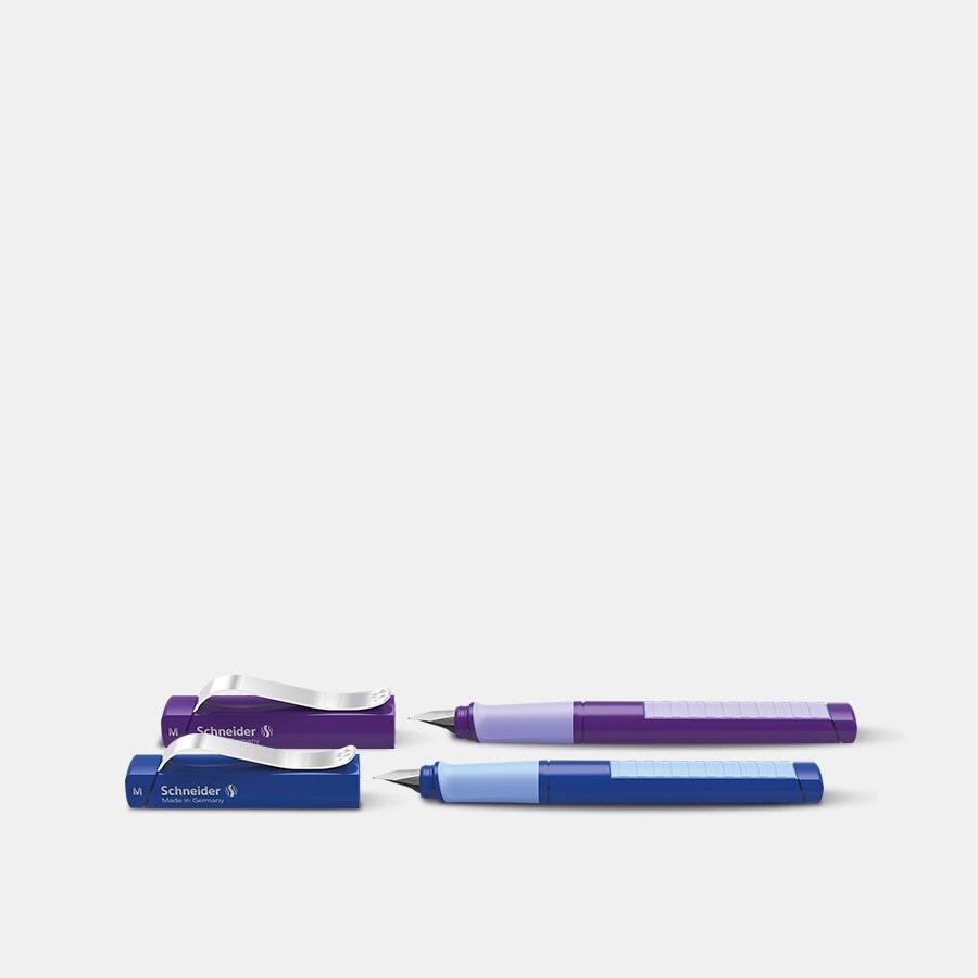 Schneider Base Fountain Pen (2-Pack)