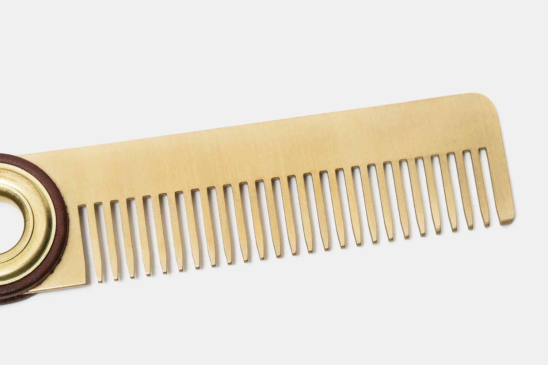 Standard Issue: 1942 Brass Comb - Class A