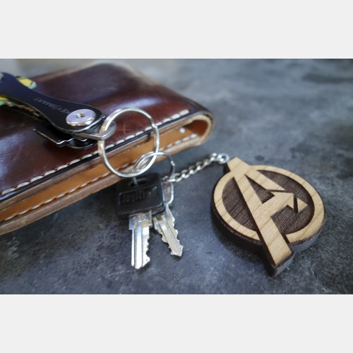 Sci-Fi Laser Engraved Keychains | Price & Reviews | Drop