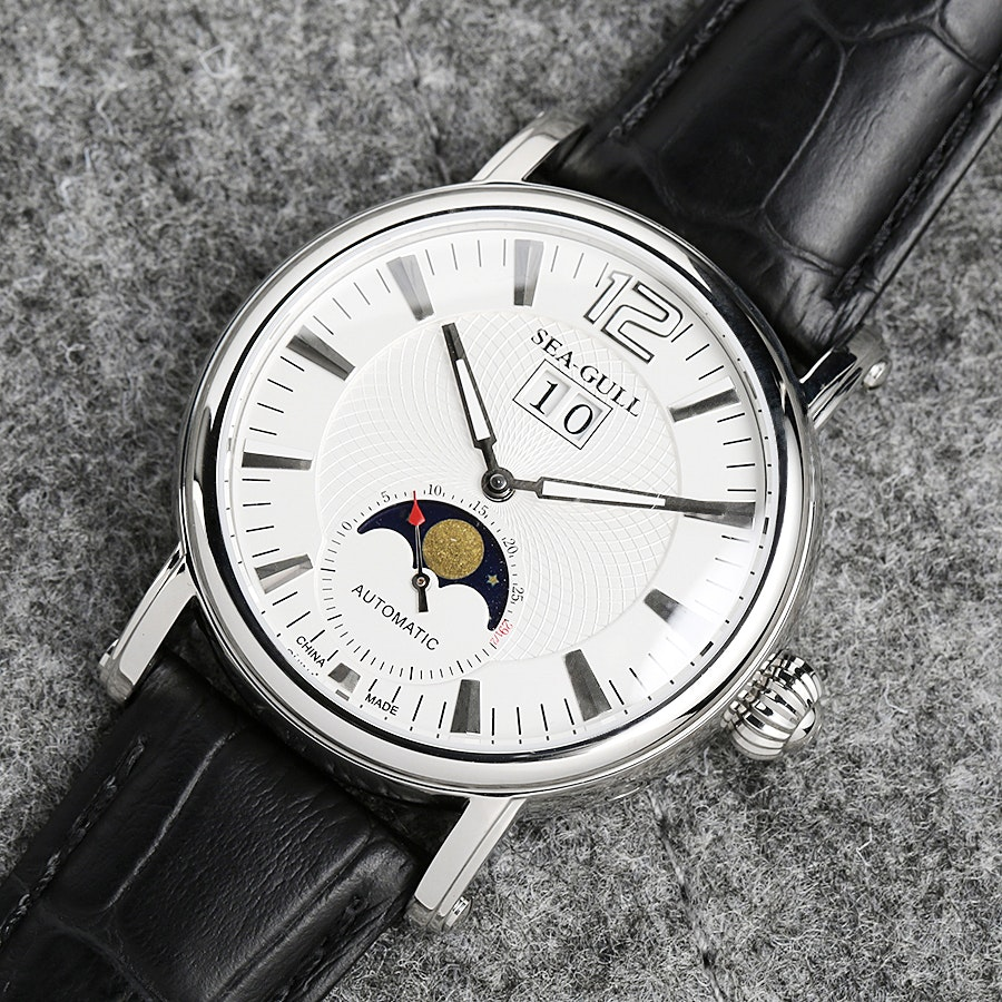 Sea-Gull M308 Moonphase Watch