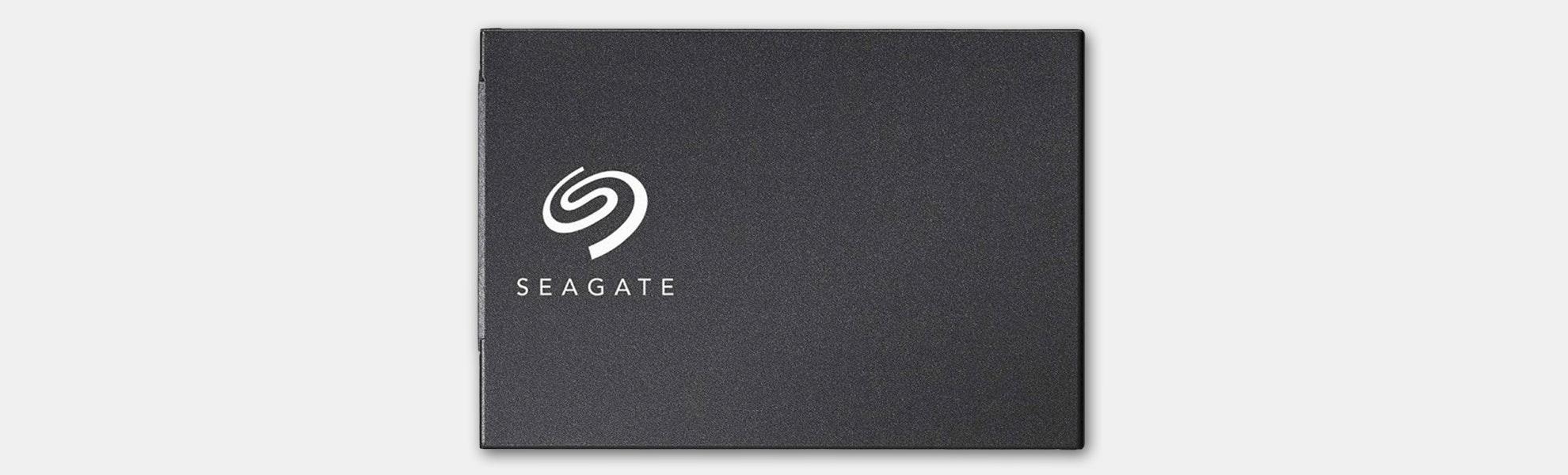 "Seagate BarraCuda 2.5"" SATA 6GB/s 3D TLC SSD Drives"