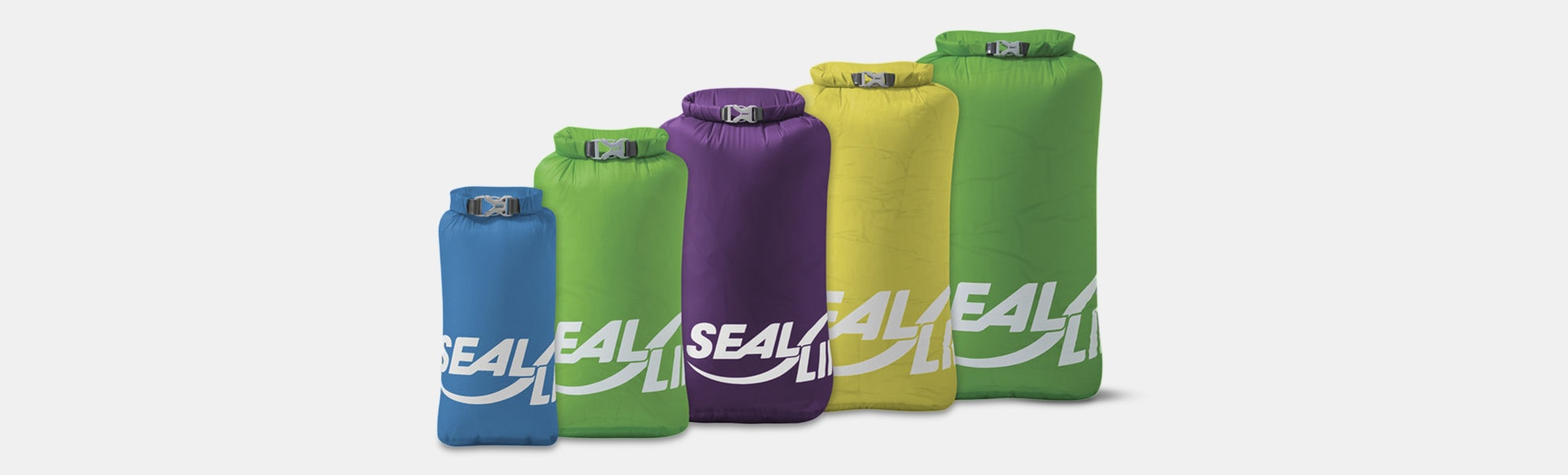 SealLine BlockerLite Dry Sack (2-Pack)