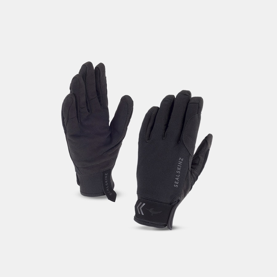 SealSkinz Dragon Eye Black & Camo Waterproof Gloves
