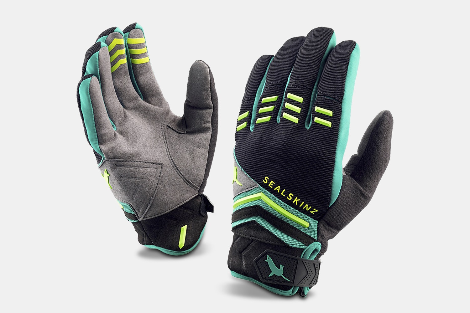 Mountain – Black/Leaf Green/Lime
