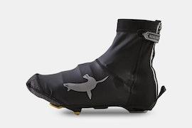 Lightweight Overshoe - Black / Grey