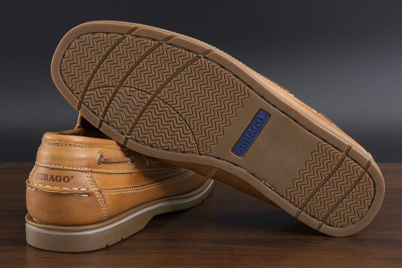 Sebago Grinder Boat Shoes