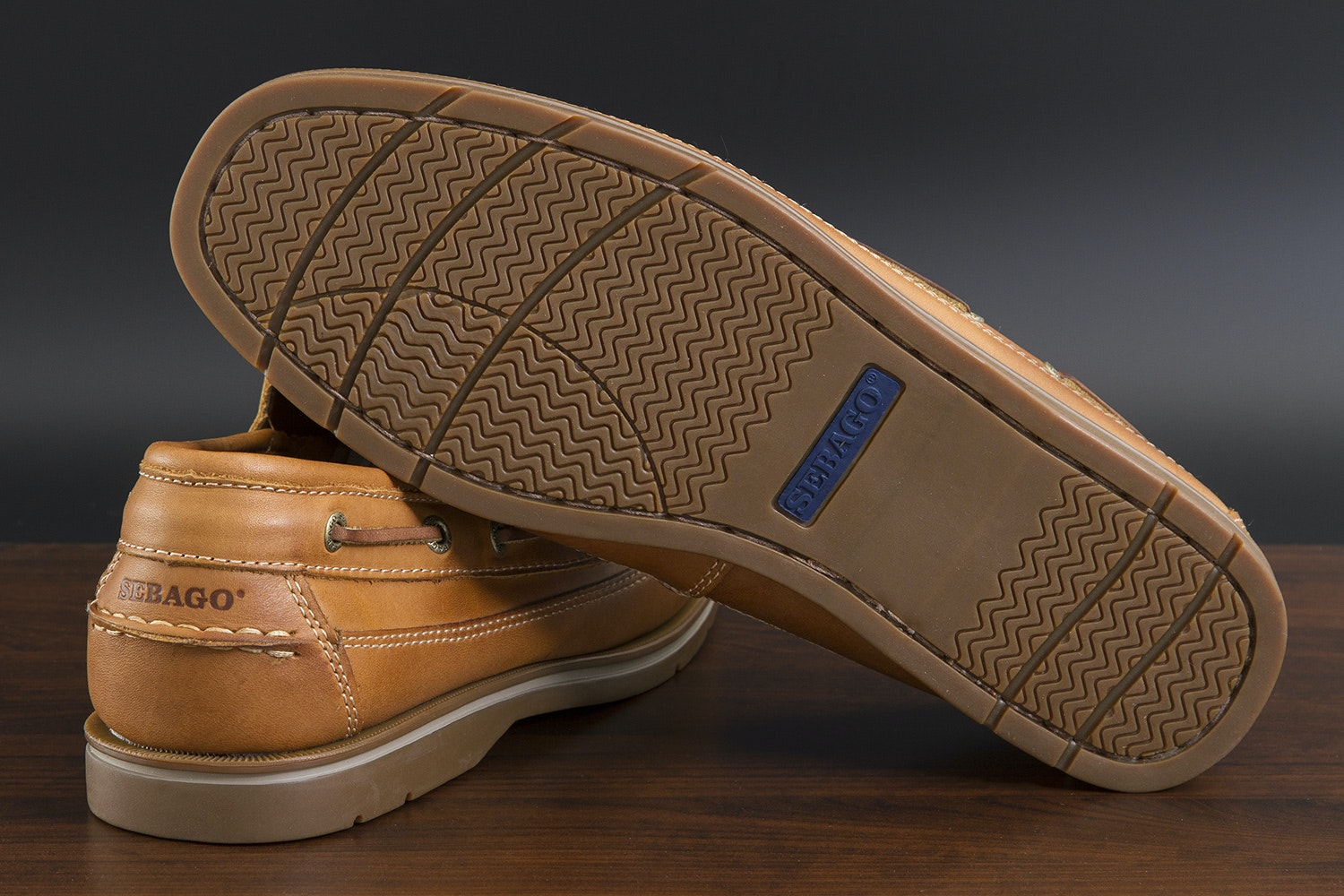 Sebago Grinder Boat Shoes