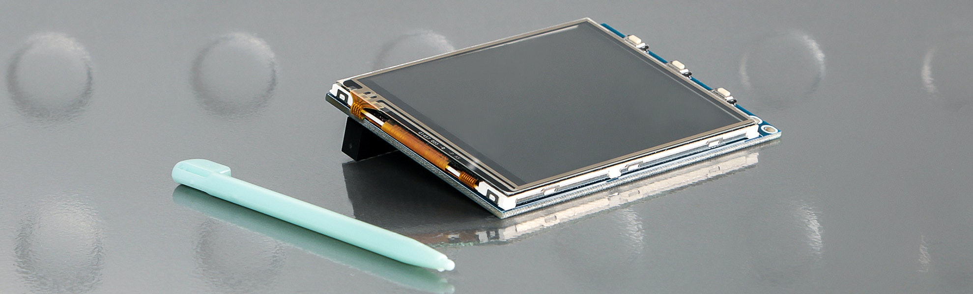 """Seeed 3.2"""" TFT Touch Screen for Raspberry Pi"""
