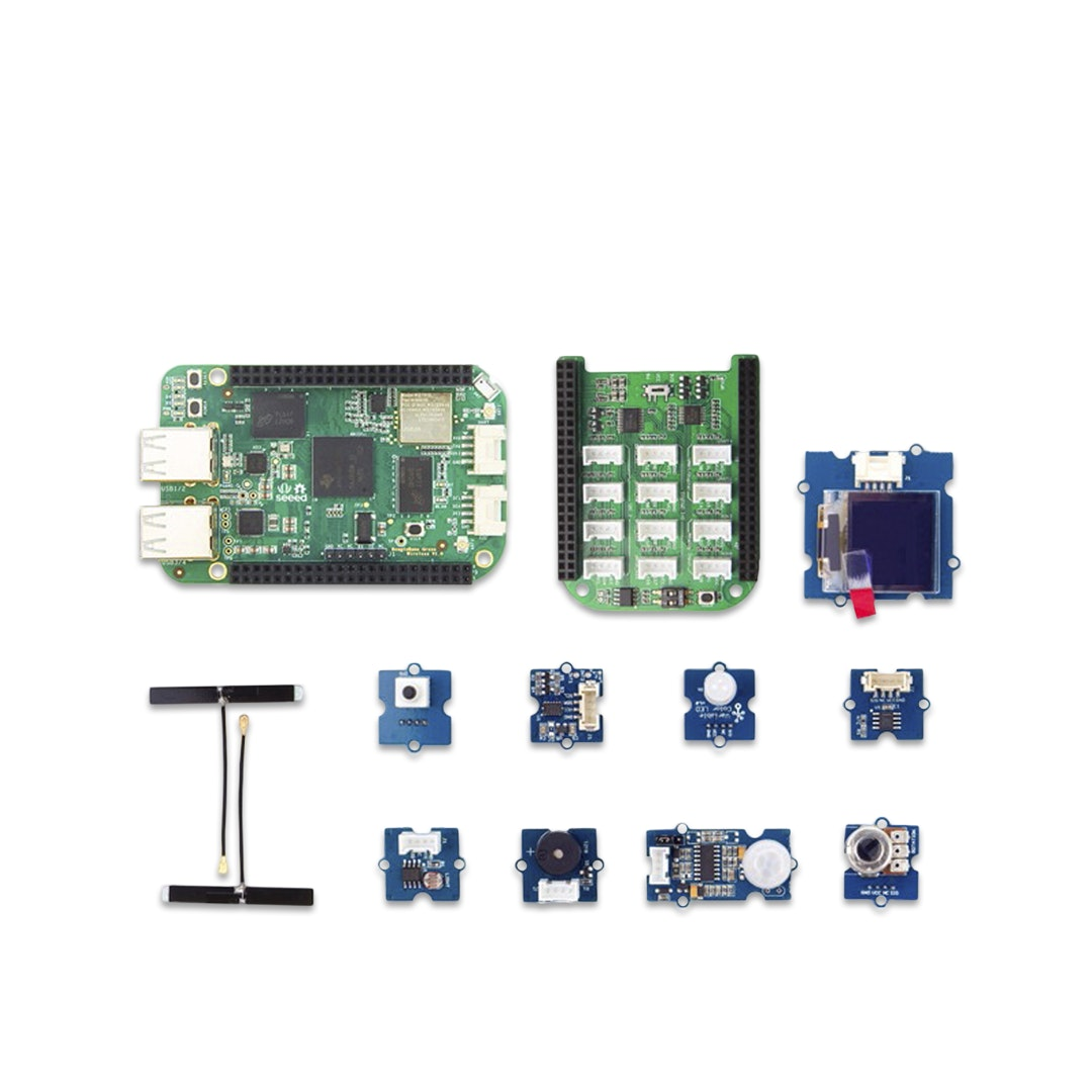 Seeed Wireless Google Cloud IoT Prototyping Kit