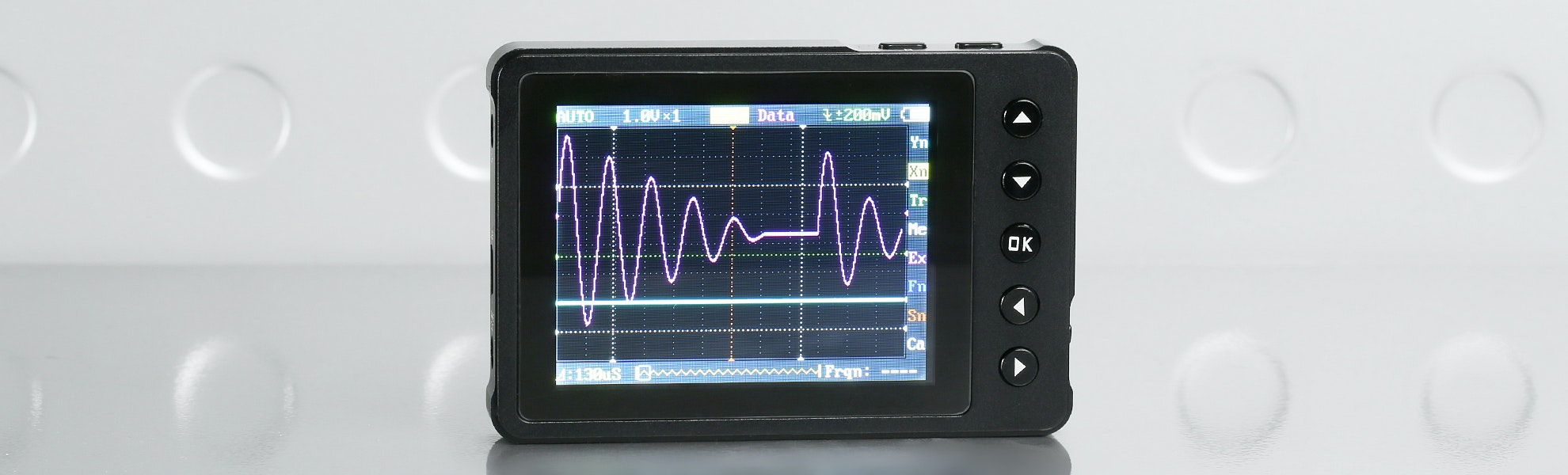 Seeed DSO Nano V3 Oscilloscope